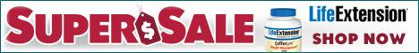 Life Extension Annual Super Sale - Shop Now
