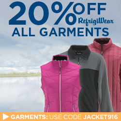 250x250 All Garments 20% Off Coupon - Ends September 30th