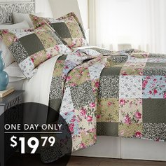 up to 85% off Remake the Bed With Quilts