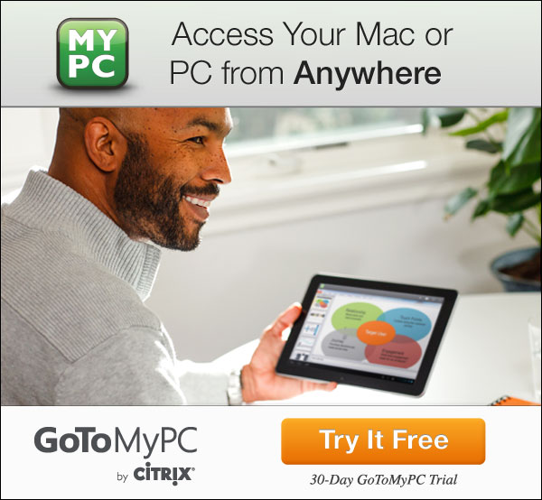 Access Your Mac® or PC from Anywhere - Free Trial