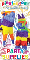 Pinatas and Party Supplies