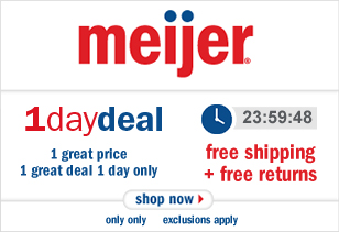 Daily Steal - Noon to Noon. One Amazing Deal. One