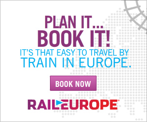 Billets de Train SNCF Rail Europe