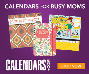 Shop Moms Calendars Now!