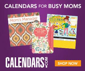 Shop Moms Calendars Now!