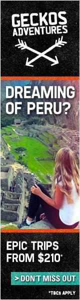Geckos Adventures Peru