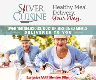 336x280 Silver Cuisine with AARP Members