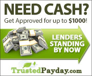 Get Your Payday Loan Today With Trusted Payday!