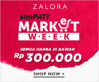 Zalora Great Sale