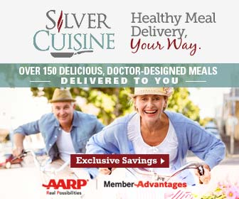 336x280A Silver Cuisine with AARP Members