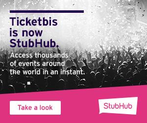Club 1 Hotels Activities Partner - StubHub