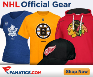 Shop for officially licensed NHL Gear at Fanatics!