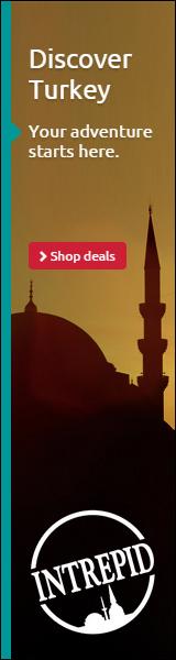 Discover Turkey 160x600