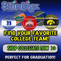 Shop Collegiate Party Supplies at Shindigz!