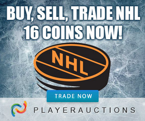NHL 16 Coins  Buy, Sell, Trade NHL 16 Coins now!!