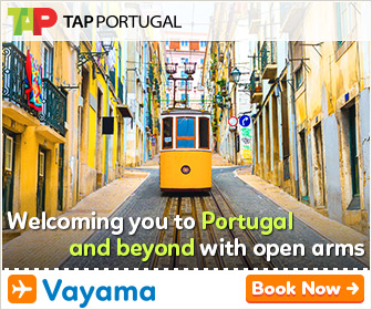 Vayama - TAP Portugal: Welcoming you to Portugal and beyond with open arms