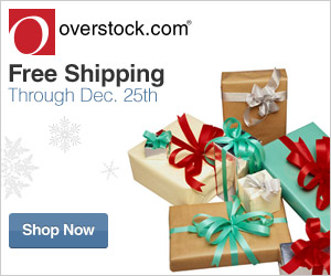 Free Shipping at Overstock.com