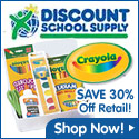 Save on Crayola!