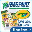 Save on Crayola!