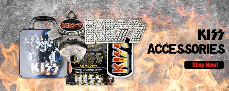 KISS Official Store - Accessories