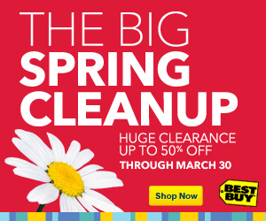 Best Buy Save Up to 50% with our Big Spring Cleanup Plus Free Shipping.