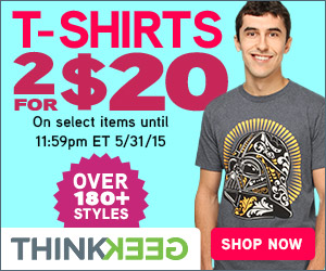 2 For $20 T-Shirts
