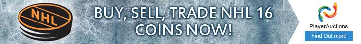 NHL 16 Coins