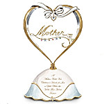 Dear Mom Love Letter Engraved Locket Necklace