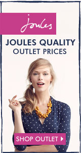 Joules Quality at Outlet Prices!