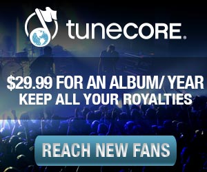 Album Distribution now only $29.99/year!