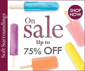 Shop Soft Surroundings' Summer Sale!
