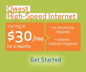 Qwest High-Speed Internet