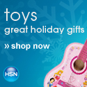 Shop Toys for the Holidays