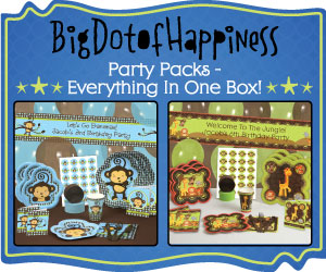 Birthday Party Packs - Big Dot Of Happiness