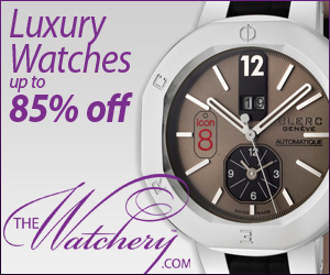 300x250 Luxury Watches Up to 85% Off