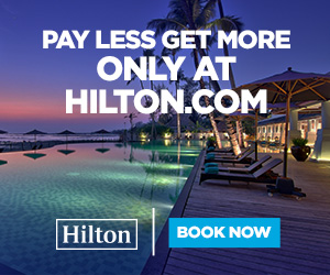 Hilton Big Summer Sale