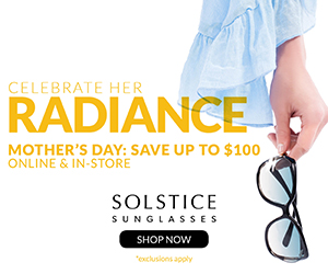 Solstice Mother's Day Up to $100 Off 300x250