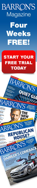 Subscribe To Barron's Magazine