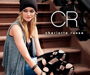 Charlotte Russe Homepage