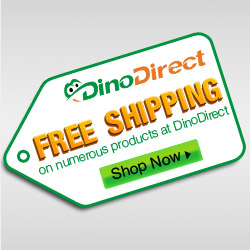DinoDirect Free Shipping