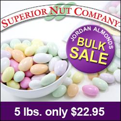 Bulk Jordan Almonds on Sale