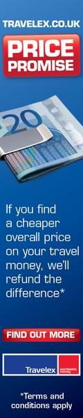 Travelex - travel money