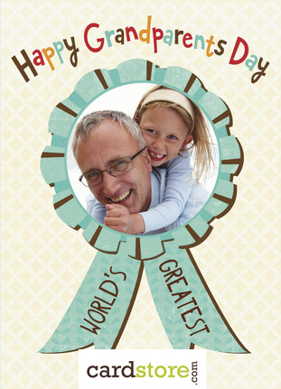 Free Grandparents Day Card and Free Shipping
