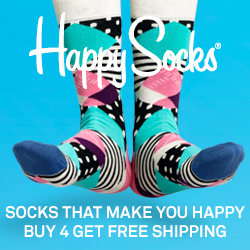 Shop Happy Socks!