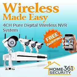 ZMODO NVR Security System at HomeSecurity361.com