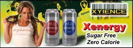 Xyience Supplements