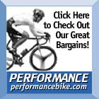 NEW - Performance Bicycle Bargains