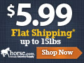 $5.99 Flat Shipping up to 15lbs