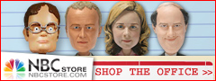 Shop for The Office Bobbleheads at NBC Store