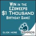 Imagine winning the $5 Million Birthday Game.